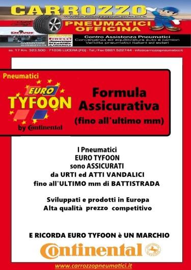 TYFOON ASSICURAZIONE