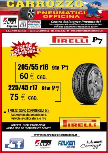 offerta pirelli